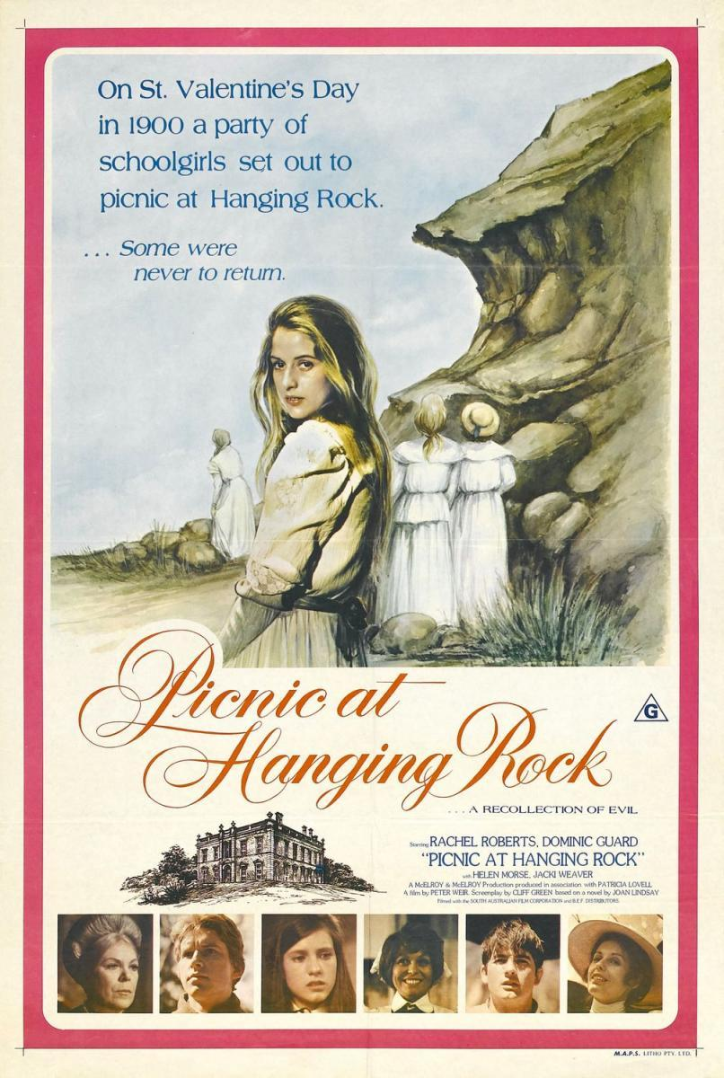 Imagen de portada de PICNIC EN HANGING ROCK (1975)
