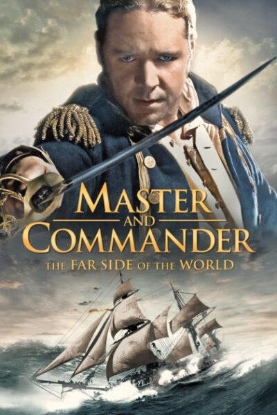 Imagen de portada de MASTER AND COMMANDER: AL OTRO LADO DEL MUNDO (2003)