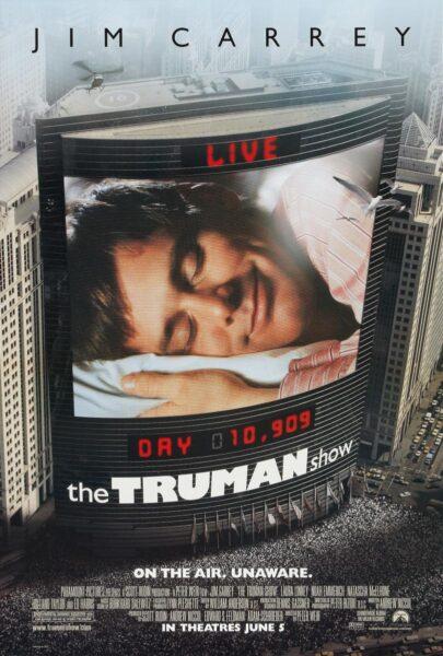 Imagen de portada de EL SHOW DE TRUMAN (1998)