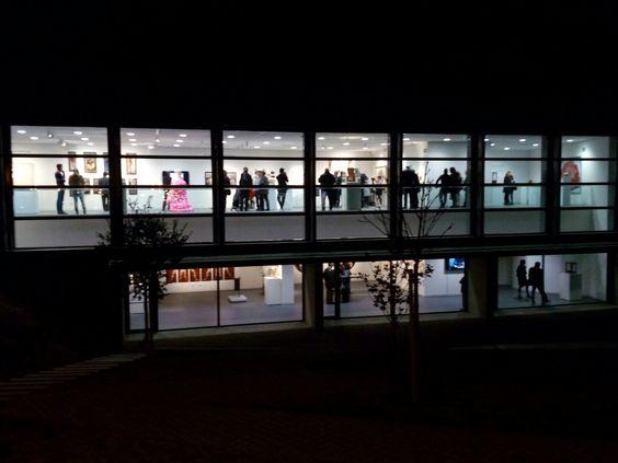 """Imagen de portada de Inauguración de las Exposiciones """"Cuerpos. El tiempo de la sepia"""" y """"Greetings to the Audience"""""""