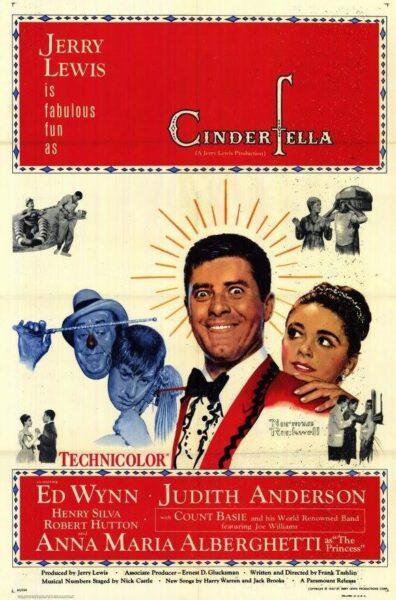 Imagen de portada de EL CENICIENTO (1960)