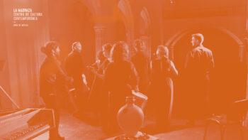 Imagen de portada de ASOCIACIóN ILíBER MúSICA ANTIGUA Concierto «Mestizajes sonoros: las músicas del Códice Trujillo en el Perú del siglo XVIII»