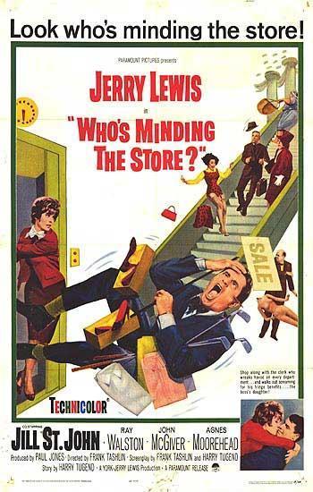 Imagen de portada de LÍO EN LOS GRANDES ALMACENES (1963)