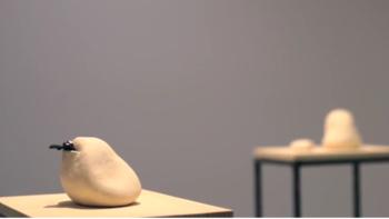 """Imagen de portada de Exposición """"Cuerpos. El Tiempo de la sepia"""", de Oihana Cordero"""