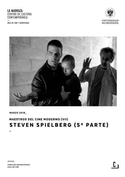 Imagen de portada de Maestros del cine moderno (VII): Steven Spielberg (5ª parte)