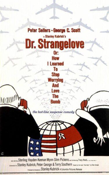 Imagen de portada de ¿TELÉFONO ROJO? VOLAMOS HACIA MOSCÚ (1964)