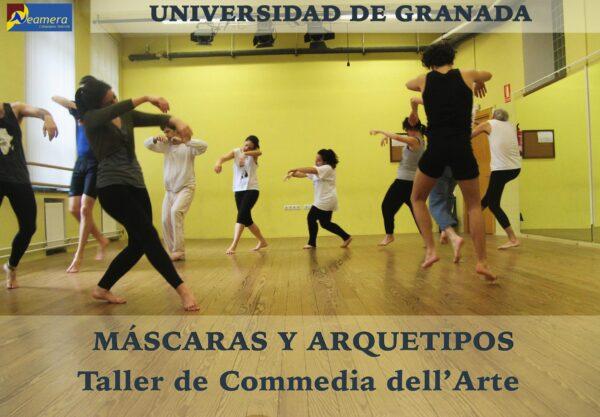 Imagen de portada de MÁSCARAS Y ARQUETIPOS (Taller de Commedia dell'Arte)