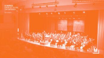 Imagen de portada de Concierto «Orquesta sinfónica conjunta»