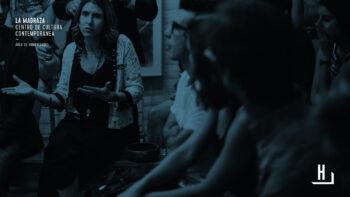 Imagen de portada de Mesa redonda: «Mujeres de letras tomar. Experiencias de escritura y feminismo»