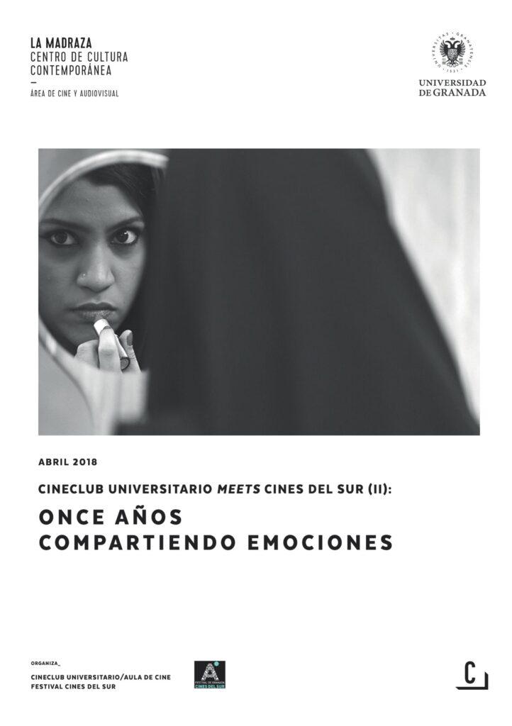Imagen de portada de Cineclub Universitario «meets» Cines del Sur (II): once años compartiendo emociones
