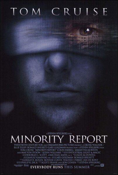 Imagen de portada de MINORITY REPORT (2002)