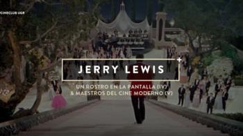 Imagen de portada de Un rostro en la pantalla: JERRY LEWIS