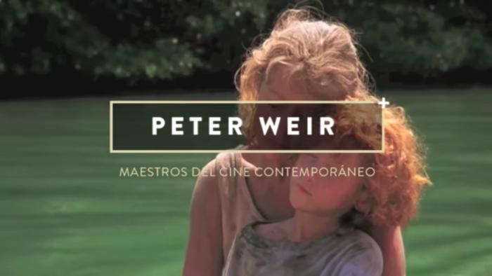 Imagen de portada de Maestros del cine contemporáneo: PETER WEIR