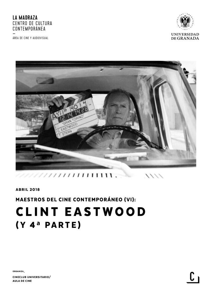 Imagen de portada de Maestros del cine contemporáneo (VI): Clint Eastwood (y 4ª parte)