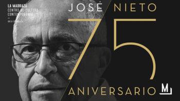 Imagen de portada de José Nieto 75 aniversario (I)