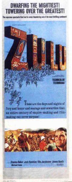 Imagen de portada de ZULÚ (1964)
