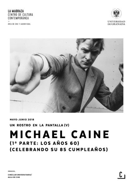 Imagen de portada de Un rostro en la pantalla (V): Michael Caine (1ª parte: los años 60)