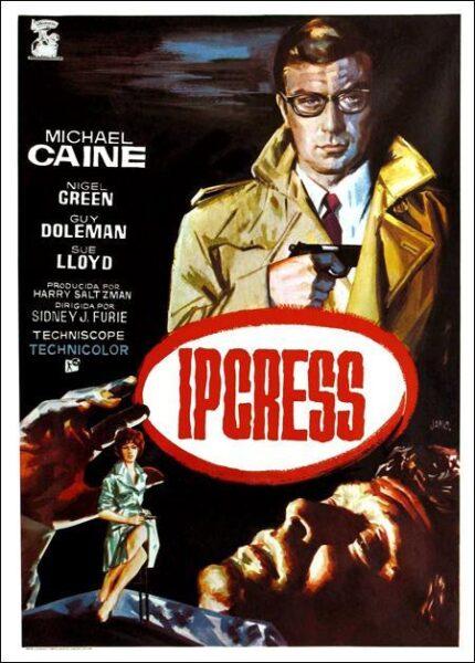 Imagen de portada de IPCRESS (1965)