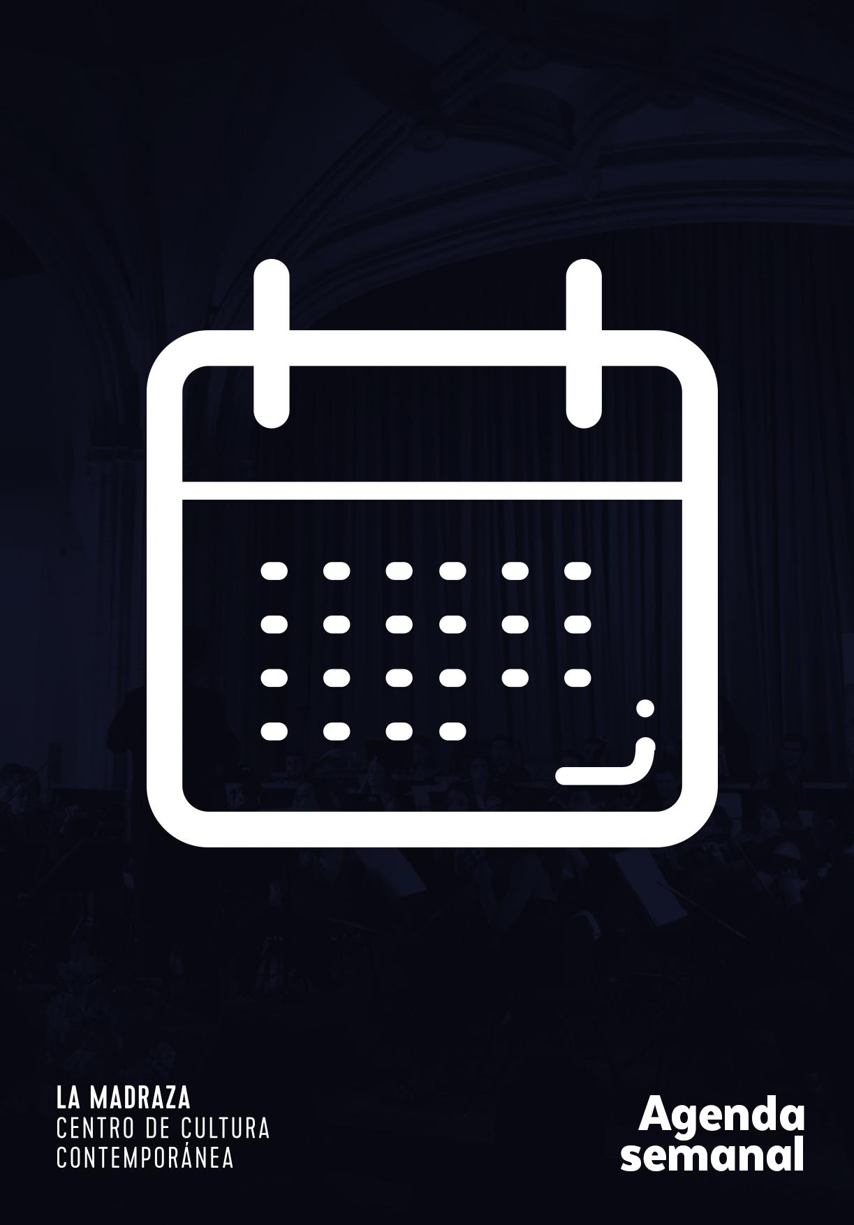 Imagen de portada de Programación Semanal (11 al 17 de Junio)