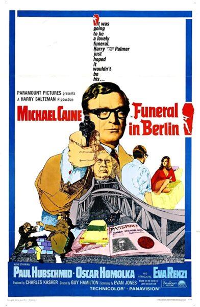 Imagen de portada de Funeral en Berlín (1966)