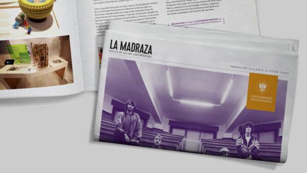 Imagen de portada de Nueva Revista de La Madraza