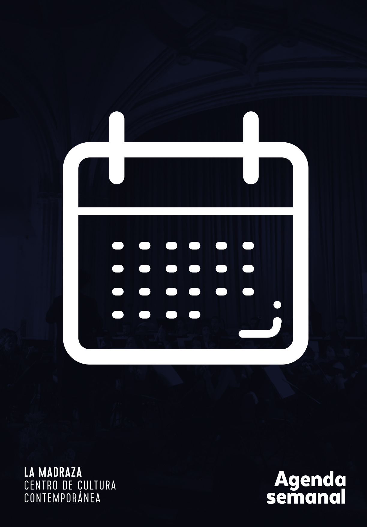 Imagen de portada de Programación Semanal (29 de Octubre al 4 de Noviembre)