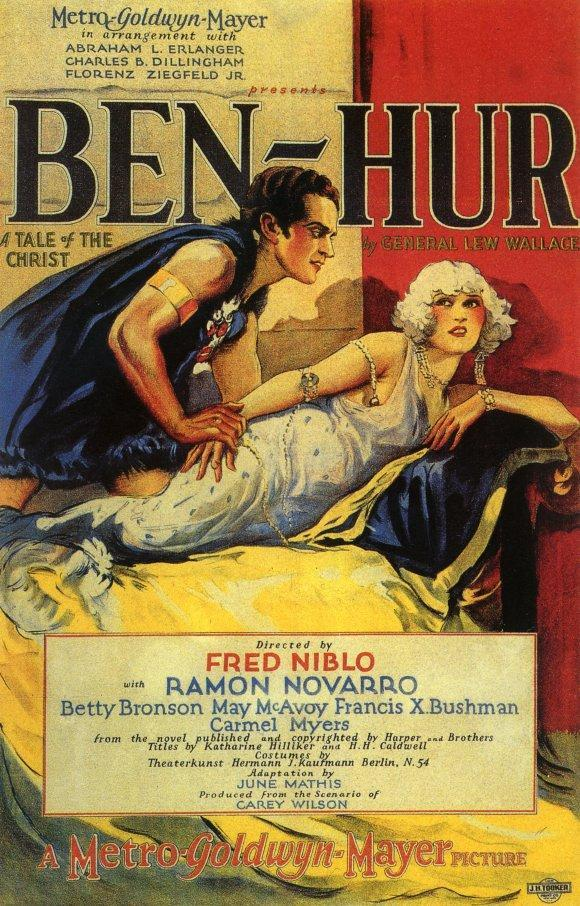 Imagen de portada de Ben-Hur (1925)