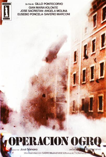 Imagen de portada de Operación Ogro (1979)