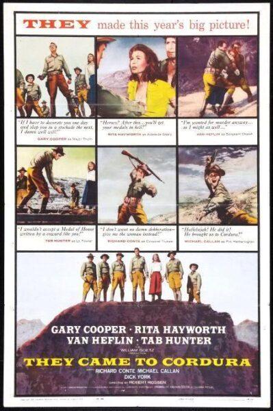 Imagen de portada de Llegaron a cordura (1959)