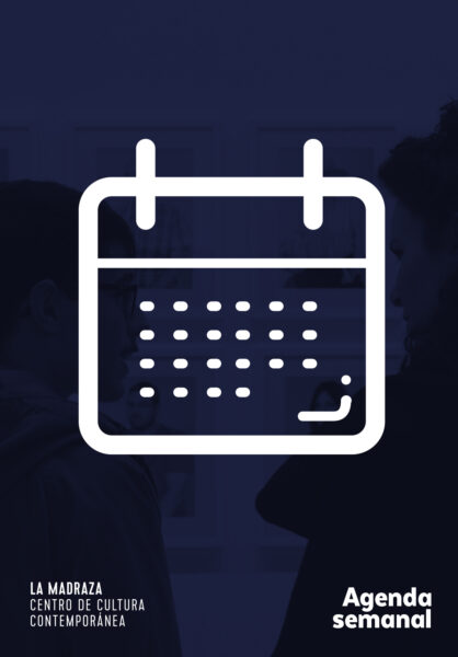 Imagen de portada de Programación Semanal (26 de Noviembre al 2 de Diciembre)