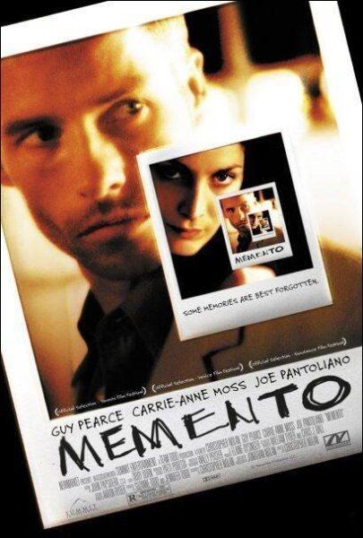 Imagen de portada de Memento (2000)