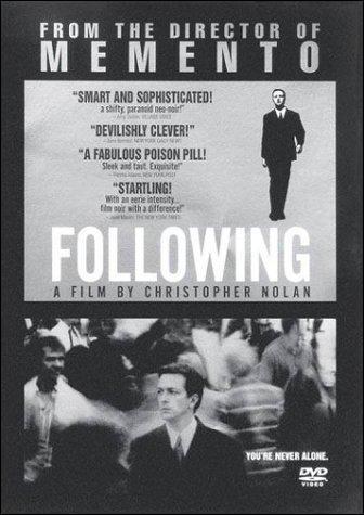 Imagen de portada de Following (1998)