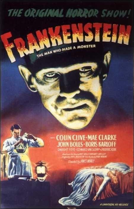 Imagen de portada de El Doctor Frankenstein (1931)