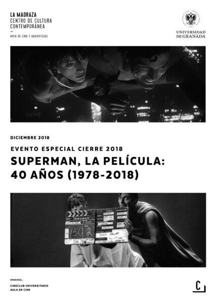 Imagen de portada de Superman, la película: 40 años (1978-2018)