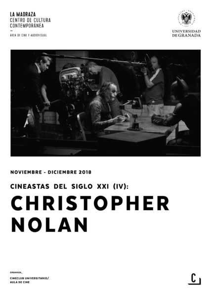 Imagen de portada de Cineastas del siglo XXI (IV): Christopher Nolan
