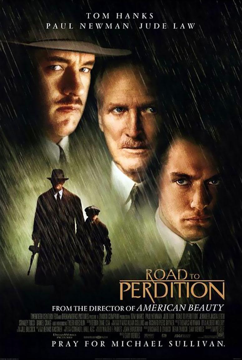 Imagen de portada de Camino a la Perdición (2002)