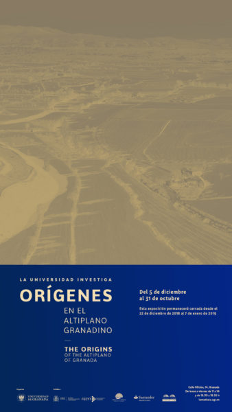 Imagen de portada de Orígenes en el Altiplano Granadino