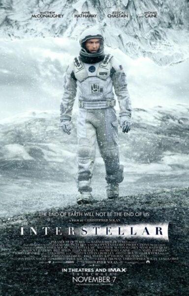 Imagen de portada de Interstellar (2014)