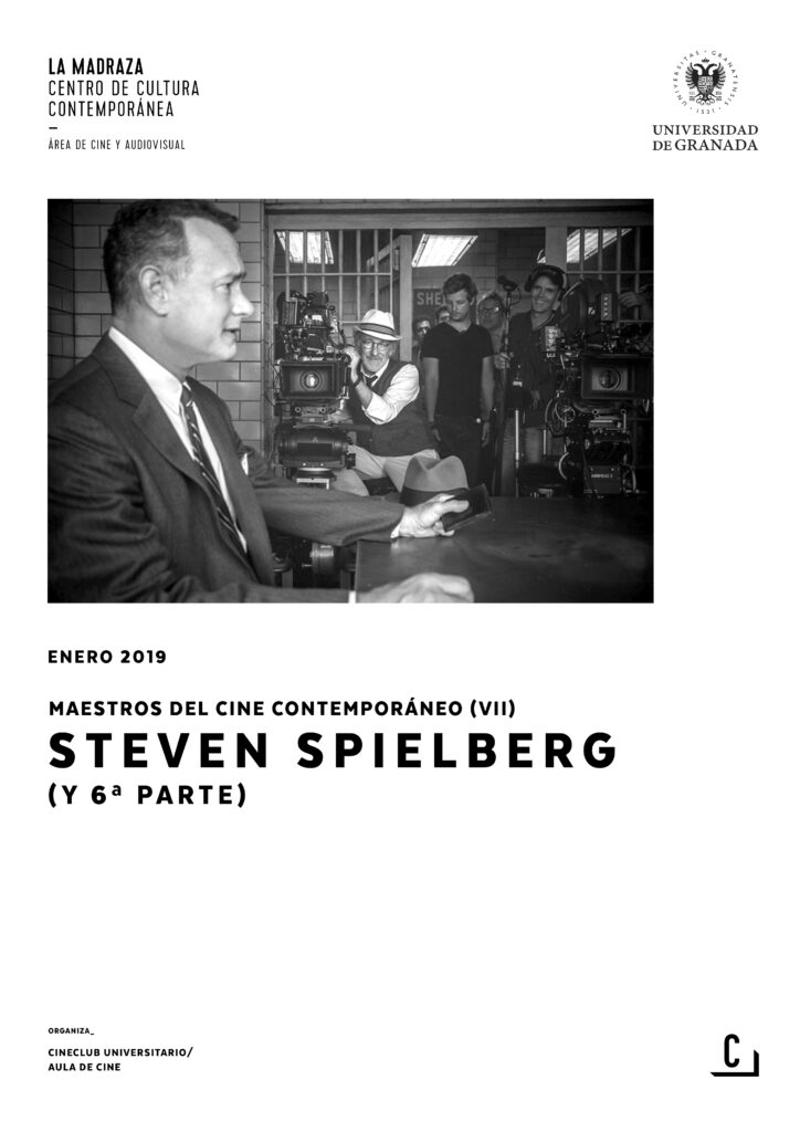 Imagen de portada de Maestros del cine contemporáneo (VII). Steven Spielberg (y 6ª parte)