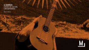 """Imagen de portada de """"Raúl Cantizano: el baile de las cuerdas. Un concierto de guitarra preparada"""""""