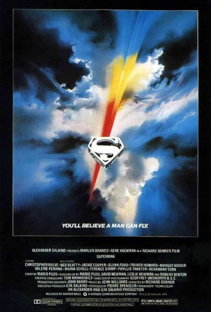 Imagen de portada de Superman (1978)