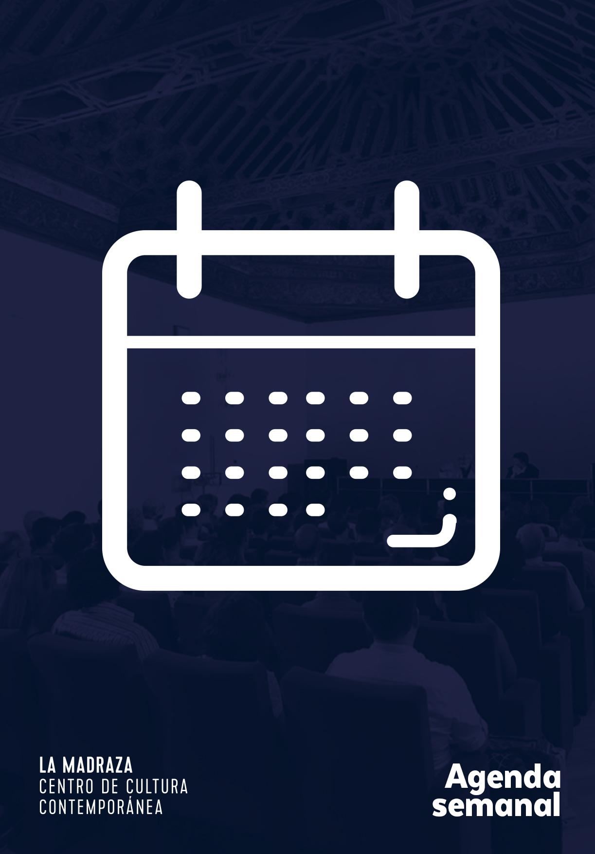 Imagen de portada de Programación Semanal (21 al 25 de Enero)