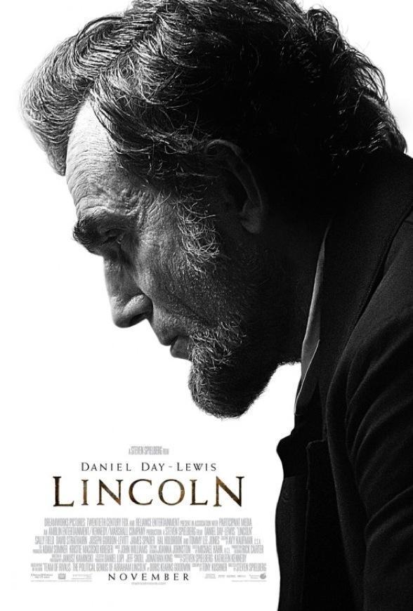 Imagen de portada de Lincoln (2012)