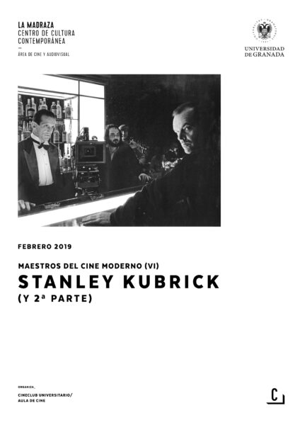 Imagen de portada de Maestros del cine moderno (VI): Stanley Kubrick (y 2ª parte)