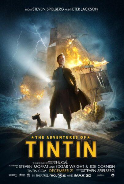 Imagen de portada de Las Aventuras de Tintín (2011)