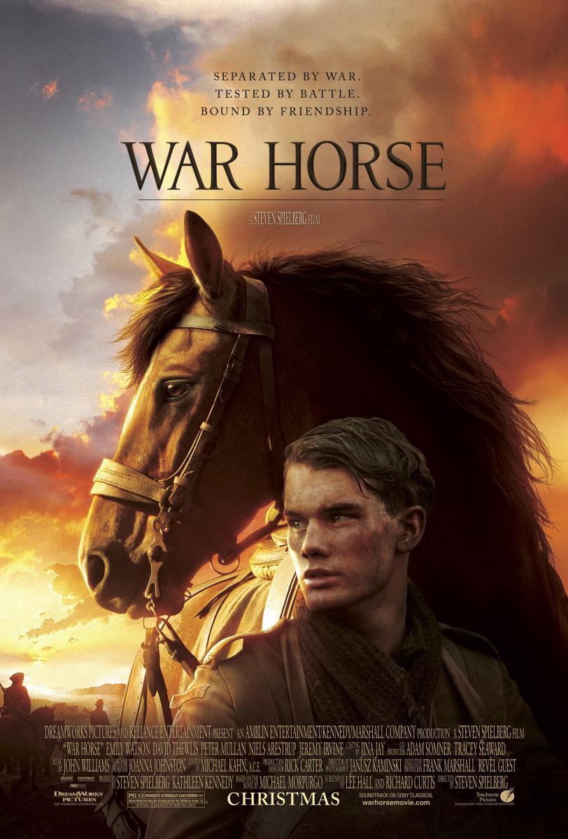 Imagen de portada de Caballo de Batalla (2011)