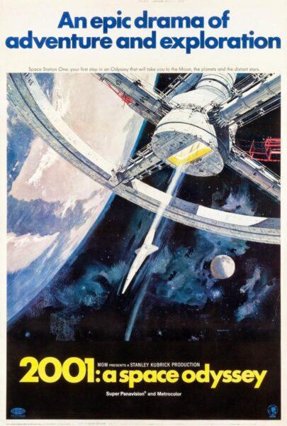 Imagen de portada de 2001: Una Odisea del Espacio (1968)