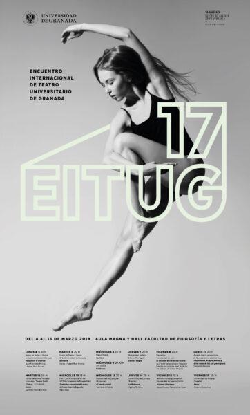 Imagen de portada de XVII Encuentro Internacional de Teatro Universitario de Granada