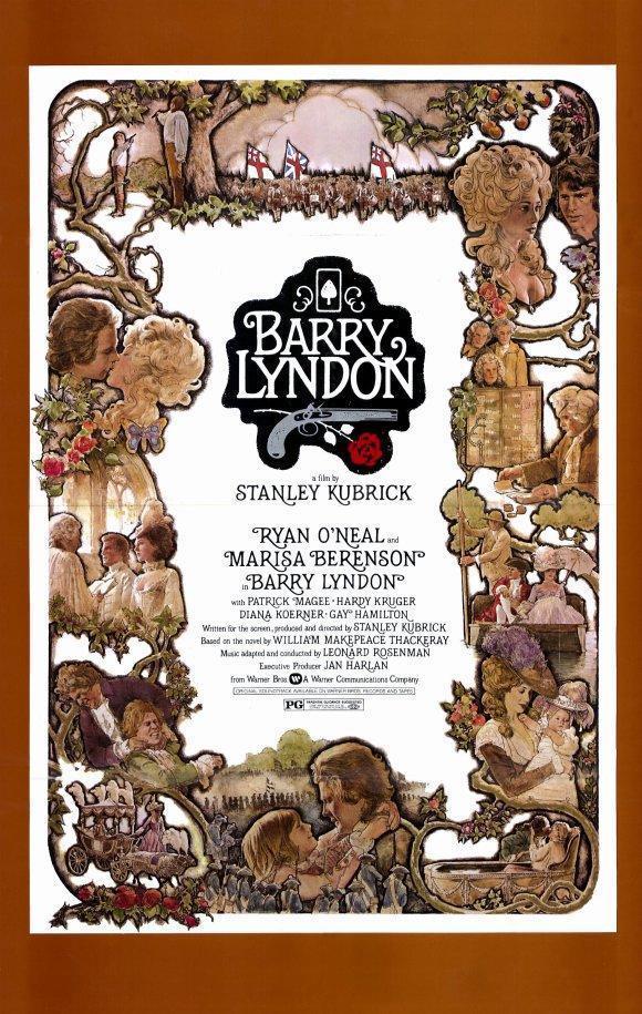 Imagen de portada de Barry Lyndon (1975)
