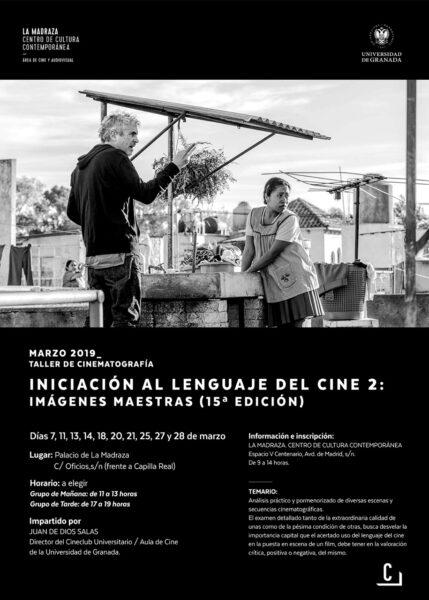 """Imagen de portada de Taller de cine """"Iniciación al lenguaje del cine 2: Imágenes maestras (15ª ed.)"""""""